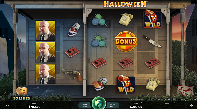 New Slot Machine – Halloween