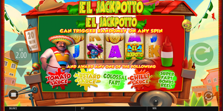 El Jackpotto – New Slot Machine