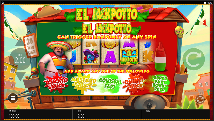 el jackpotto new video slot
